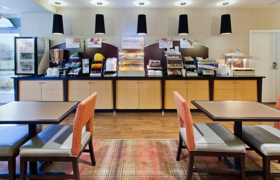 Restaurant Holiday Inn Express & Suites HUNTSVILLE WEST - RESEARCH PK