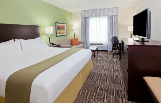Zimmer Holiday Inn Express & Suites HUNTSVILLE WEST - RESEARCH PK