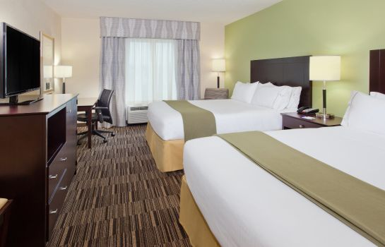 Chambre Holiday Inn Express & Suites HUNTSVILLE WEST - RESEARCH PK