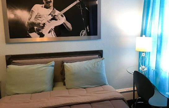 Standardzimmer Music City Hotel