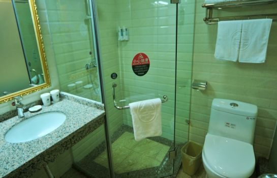 Bathroom Green Tree Chenggong University City Shilin Street Express Hotel (Domestic only)