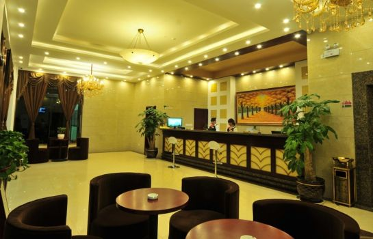 Interior view Green Tree Chenggong University City Shilin Street Express Hotel (Domestic only)