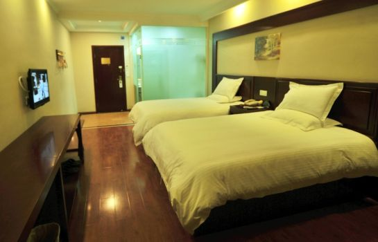 Double room (standard) Green Tree Chenggong University City Shilin Street Express Hotel (Domestic only)