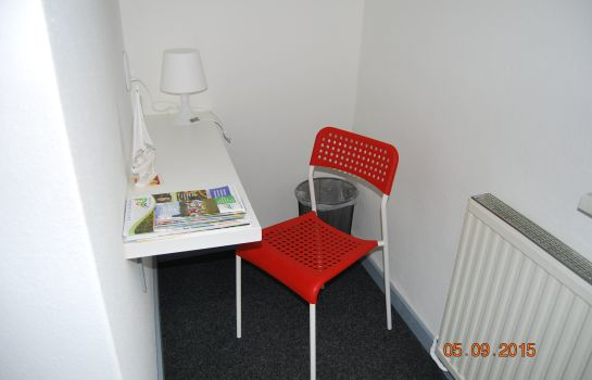 Single room (standard) Pension Holl und Boll Am Hexenstieg