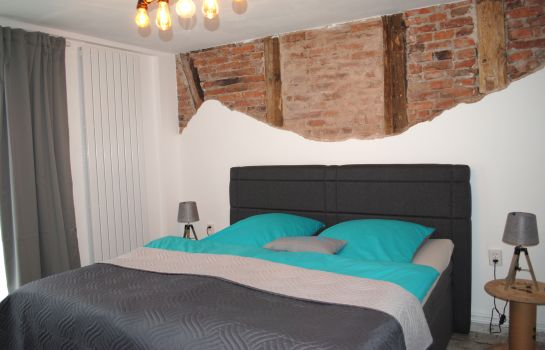 Double room (superior) Pension Holl und Boll Am Hexenstieg