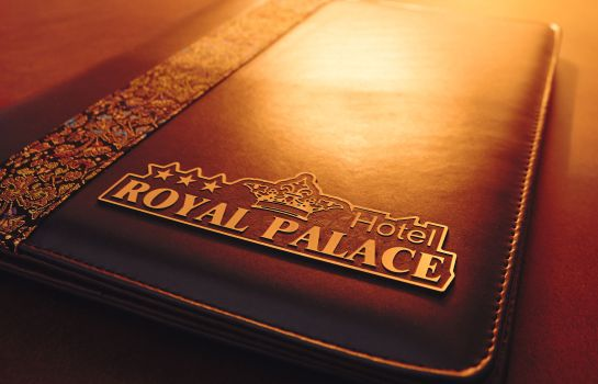 Zertifikat/Logo Royal Palace MIXT Royal Palace