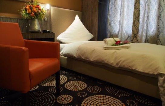 Chambre individuelle (standard) MYHOTEL