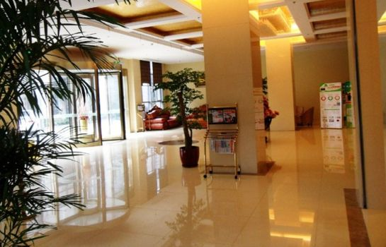 Hotelhalle Green Tree Guangrui Road Dongfengqiao Business (Domestic only)