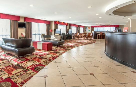 Hol hotelowy Comfort Suites Florence Shoals Area