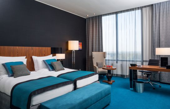 Double room (superior) Radisson Blu Hotel Moscow Sheremetyevo Airport