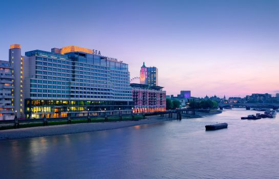 Exterior view SEA CONTAINERS LONDON