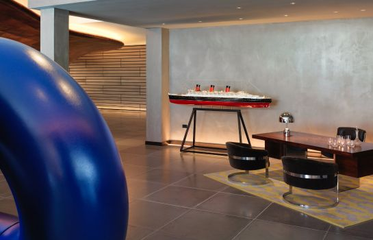 Lobby SEA CONTAINERS LONDON