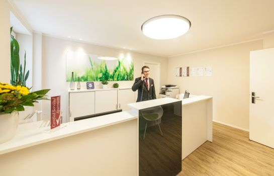 Receptie Novum Like Apart Serviced Apartments