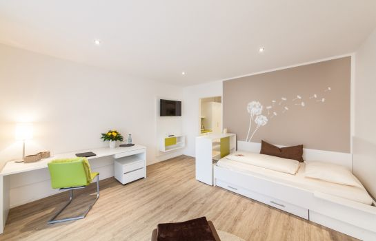 Eenpersoonskamer (comfort) Novum Like Apart Serviced Apartments