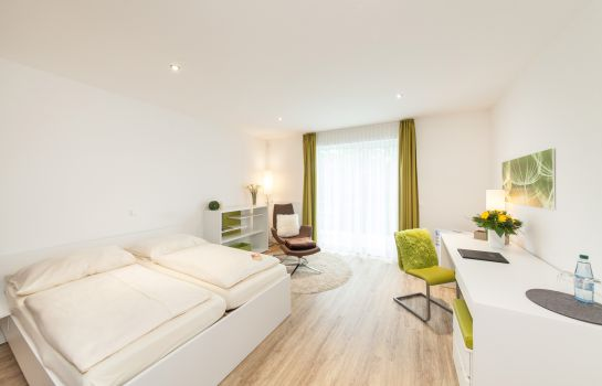 Tweepersoonskamer (standaard) Novum Like Apart Serviced Apartments