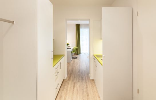 Tweepersoonskamer (comfort) Novum Like Apart Serviced Apartments