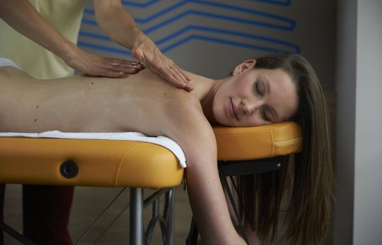 Massage room Hotel Therapia