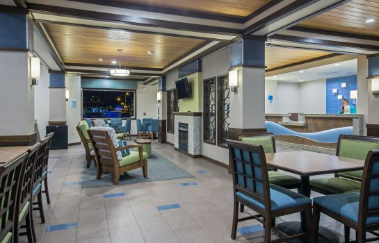 Lobby Holiday Inn Express & Suites KAILUA-KONA