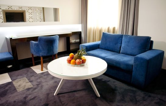 Junior suite Boutique Bristol Aparthotel