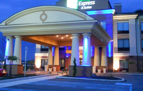 Außenansicht Holiday Inn Express & Suites GREENSBURG