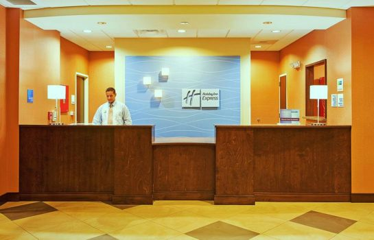 Hotelhalle Holiday Inn Express & Suites GREENSBURG