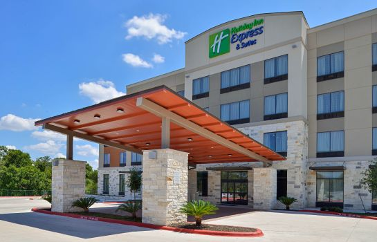 Außenansicht Holiday Inn Express & Suites AUSTIN SOUTH