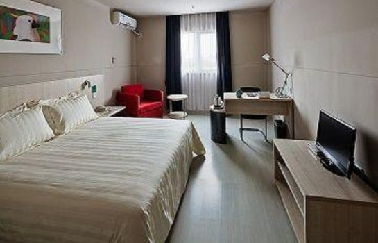 Chambre double (confort) Jin Jiang Inn Hefei High-tech Zone Kexue Avenue