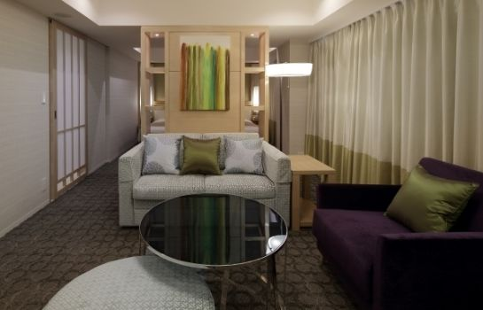 Double room (standard) Hotel Grand Bach Kyoto Select