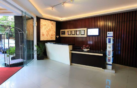 Hall DHM Associates Hotel Vio Cimanuk