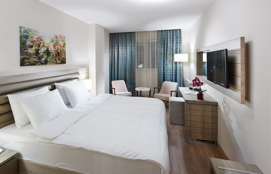 Chambre double (standard) Rox Hotel Airport