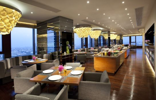 Hotel bar Ascott Midtown