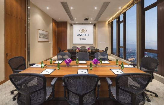 Conference room Ascott Midtown