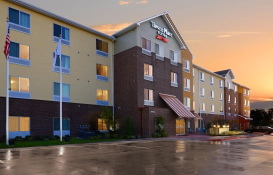 Außenansicht TownePlace Suites Houston Westchase