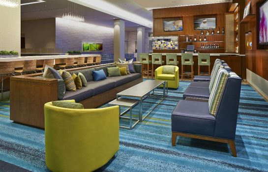 Hotel-Bar SpringHill Suites at Anaheim Resort/Convention Center