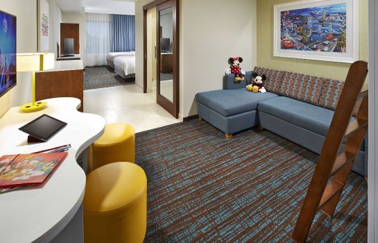 Room SpringHill Suites at Anaheim Resort/Convention Center