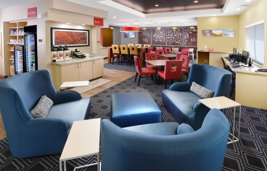 Hol hotelowy TownePlace Suites Houston Westchase
