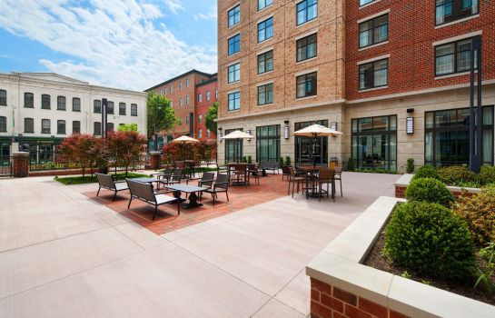 Info Residence Inn Richmond Downtown
