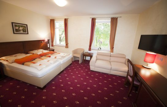 Double room (superior) Medaillon