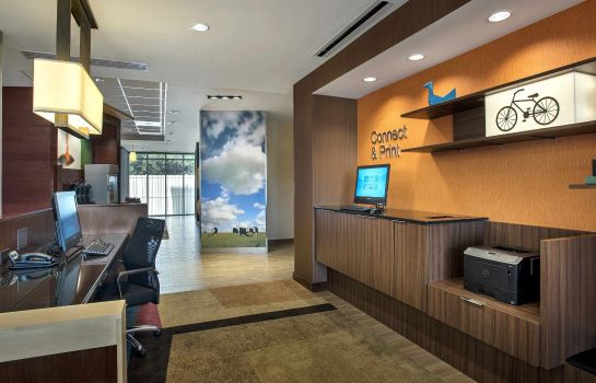 Informacja Fairfield Inn & Suites Wilmington New Castle