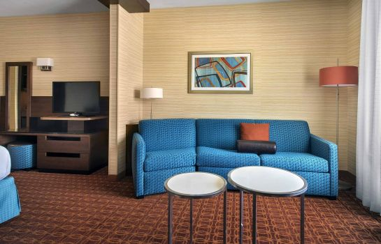 Zimmer Fairfield Inn & Suites Wilmington New Castle
