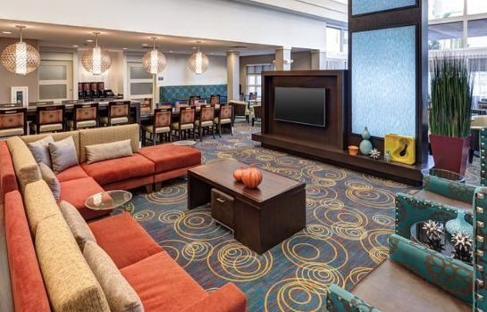 Hol hotelowy Residence Inn Fort Lauderdale Airport & Cruise Port