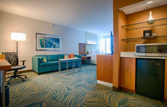 Zimmer SpringHill Suites Canton