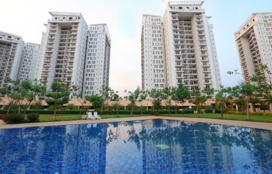 plage Om Residency Prestige Shanti Niketan Serviced Apartments