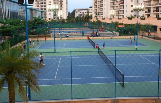 Installations sportives Om Residency Prestige Shanti Niketan Serviced Apartments