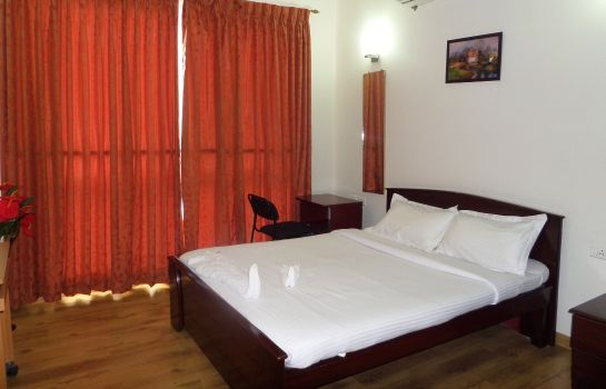 Chambre individuelle (standard) Om Residency Prestige Shanti Niketan Serviced Apartments