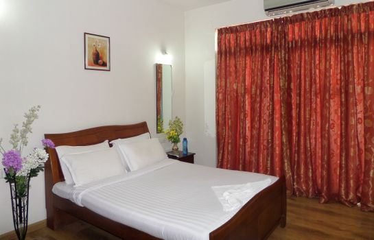 Chambre individuelle (standard) Bangalore Om Residency Whitefield