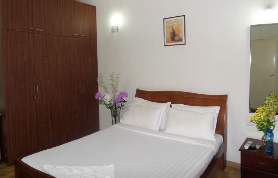 Chambre individuelle (confort) Bangalore Om Residency Whitefield