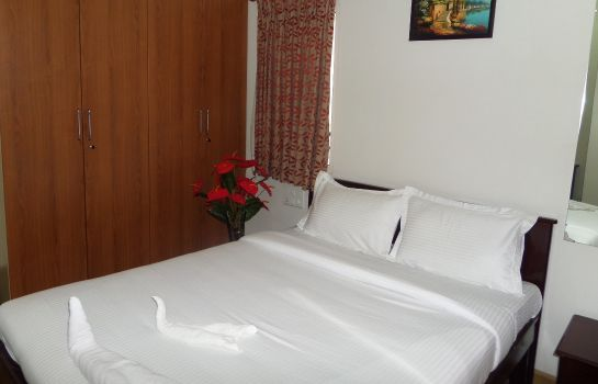 Chambre double (confort) Bangalore Om Residency Whitefield
