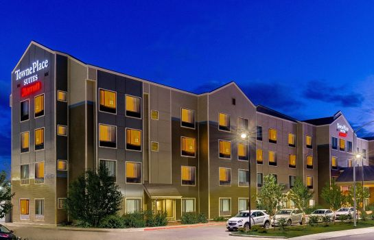 Außenansicht TownePlace Suites Anchorage Midtown