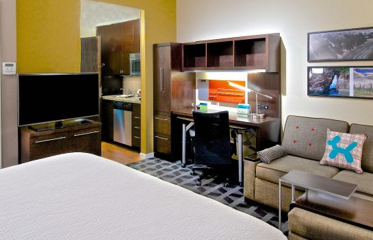 Zimmer TownePlace Suites Anchorage Midtown